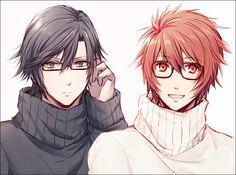 Uta no Prince-sama - Tokiya and Otoya #anime #manga