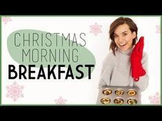 Easy Eggy Breakfast for Christmas Morning! // #DIYDecember Day 12 - YouTube