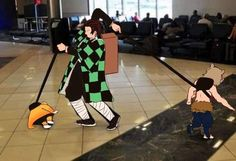 Kimetsu no yaiba Manga Anime, Anime Demon, Anime Art, Slayer Meme, Demon Hunter, Dragon Slayer, Haikyuu, Funny Memes, Fandoms