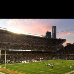 Soldier field! Chicago Bears, Nfl, Soldier Field, Tailgating, Sports, Excercise, Sport, Nfl Football