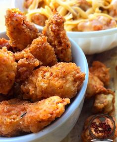KFC Style Popcorn Chicken also known as pops, are bite sized chicken pieces, coated & fried until golden. They are tender on the inside & crispy American Food, Kfc, Bite Size, Chicken Wings, Popcorn, Fries, Ethnic Recipes, Style, All American Food