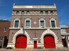 FDNY Firehouse Engine 284, Ladder 149 & Satellite 3, Dyker Heights, Brooklyn, New York City by jag9889, via Flickr shared by NYC Firestore
