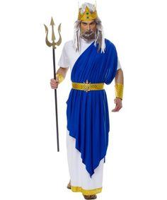 Neptune Mens Costume | UNDER THE SEA