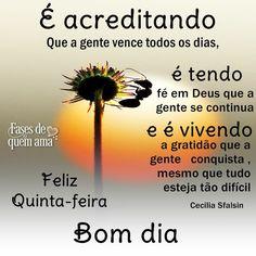 Facebook Prado, Facebook, Morning Quotes, Good Quotes, Good Day Quotes, Faith In God, Have Faith, Good Morning Messages, Places