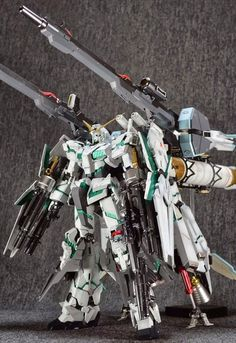 MG 1/100 Full Armor Unicorn Gundam - Custom Build
