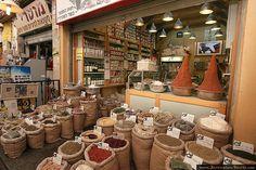 Market Machne Yehuda