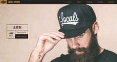Locals Apparel - #hipster #grid #picgallery