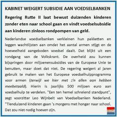 Geen cent subsidie voor noodlijdende Nederlandse kinderen maar wel hiervoor: Hier een paar voorbeelden (het topje van de ijsberg) van de duizenden voorbeelden van verdwenen miljoenen aan multicultu…