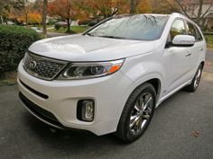 A Look at the Technical Side of the 2014 Kia Sorento SX Limited