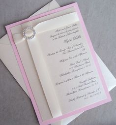 Items similar to The Cross Invite on Etsy Return Address On Envelope, Christening Invitations, Baby Christening, Ideas Para Fiestas, Baby Kids, Projects To Try, Baptism Ideas, Card Crafts, Crafty