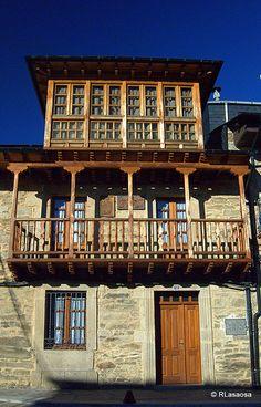 Puebla de Sanabria, Zamora #Spain