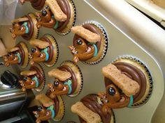 Bolo Scooby Doo, Scooby Doo Birthday Cake, 3rd Birthday Party For Boy, Little Girl Birthday, Birthday Ideas, Party Treats, Party Cakes, Yummy Treats, Sweet Treats