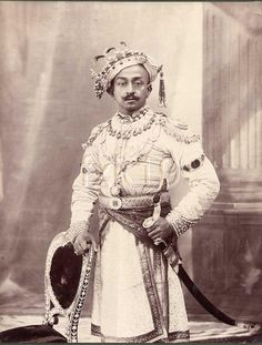 The Maharaja of Banaras