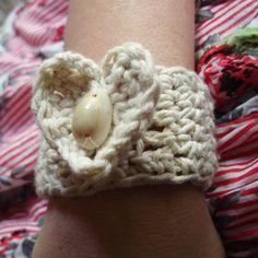 crochet bracelet stripes