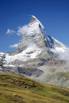 Matterhorn, Zermatt, Switzerland Awesome place to be. I loved it!!
