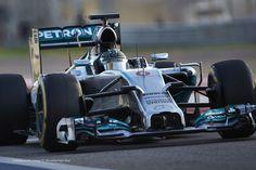 Nico Rosberg - 2014 Mercedes