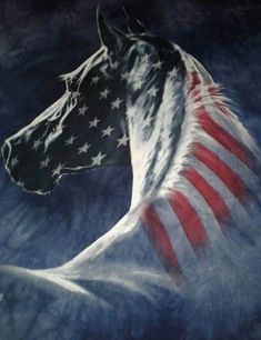 Details about Patriotic Horse T-Shirt by The Mountain. Equine USA American Flag NEW - Horse Tee Shirts - Fashionable Horse Tee Shirts for sales - Patriotic Horse Shirt The Mountain Equine USA American Flag rodeo western cowboy Cute Horses, Horse Love, Beautiful Horses, Beautiful Sunset, American Flag Wallpaper, American Flag Wood, American Flag Tattoos, American Flag Shirts, American Flag Drawing