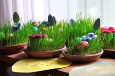 Cute idea for the kids leading up to Easter :)