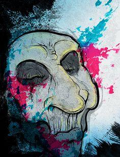 dEnd that youDeserve - Website: Urban Arts // Artista: Guto Reiiz