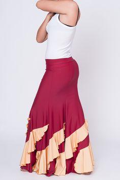 Rehearshal Skirt Flamenco