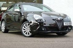 Used 2012 (12 reg) Etna Black Metallic Alfa Romeo Giulietta 1.4 TB MultiAir Veloce 5dr for sale on RAC Cars