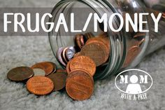 Frugal Living & Money Matters Pins on frugal living, saving money, bargains, getting out of debt, money matters, stretching your dollar, making extra money and more. Compiled by http://MomwithaPREP.com