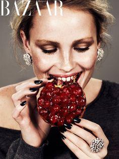 ArtList - Photography - Jonas Bresnan - BEAUTY - Harpers Bazaar Beauty