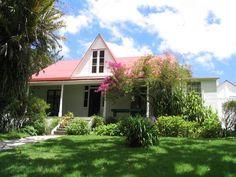 Historic Clendon House, Rawene, Hokianga