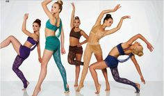 Freaking Out Contemporary Dance Kelle Catalog 2014 Style 6749 40B Set Me Free