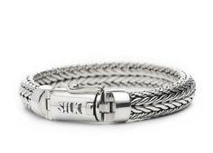 Zilveren armband Shiva 348 SILK