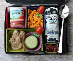 Mamabelly's Lunches With Love: Rock The Lunchbox {with Giveaway}