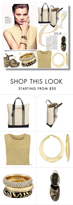 """""""dlrboutique"""" by bellamonica ❤ liked on Polyvore featuring Yves Saint Laurent, WearAll, Ross-Simons, Michael Kors, women's clothing, women, female, woman, misses and juniors"""