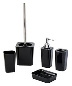 Home Story Bathroom Accessories Sets High Heels * Read More Impressive Bathroom Accessory Set Decorating Design