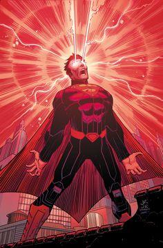 Superman by John Romita, Jr.