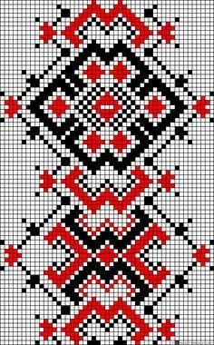 Get inspiration. Creative Embroidery, Folk Embroidery, Cross Stitch Embroidery, Embroidery Patterns, Bead Loom Patterns, Cross Stitch Patterns, Knitting Patterns, Crochet Patterns, Cross Stitch Cards