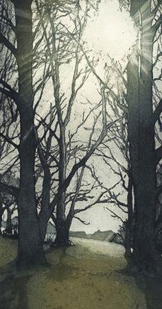 Chrissy Norman - Artist & Printmaker - Etchings of Suffolk - Online gallery