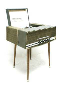 Airline Stereophonic Multi-Channel Record Player