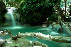 Krushuna Waterfalls, Bulgaria.