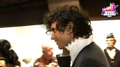Mika - 2010 short NRJ Awards arrival vid