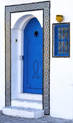 Bizerte, Tunisia / view beautiful custom door hardware handcrafted by master artisans > https://balticacustomhardware.com/customdoorhardware/backplate-sets.html