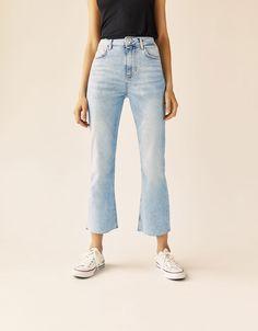 Kick Flare Fit jean Kick Flare Jeans, Jeans Fit, Spring, Fitness, Poland 9b1b48aaadf