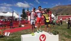 Javier Gómez Noya gana el Half Challenge de Wanaka