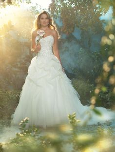 Alfred Angelo Bridal Style 227 from Disney Fairy Tale Bridal