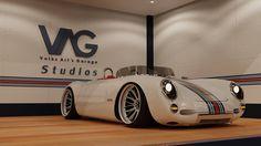 VAG - Volks art's Garage·   550