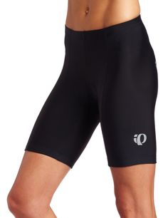 Pearl iZUMi Women's Quest Cycling Short,Black,XX-Large. 6 Panel anatomic design. Silicone leg gripper. Women's tour 3D Chamois. Reflective elements for low light visibility. 7-Inch inseam for size medium.