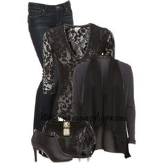 """""""Untitled #1973"""" by mzmamie on Polyvore"""