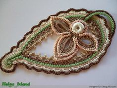 Seltsam Crochet - atemberaubend Teaser - atemberaubend ☆ Teaser gehäkelte Blog