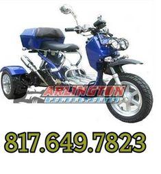 """ICE BEAR VIKING TRIKE / SCOOTER 150CC STREET LEGAL"" Sale Price: $2,299.00 Trike Scooter, Vikings, Ice, Motorcycle, Bear, Street, Vehicles, The Vikings, Motorcycles"