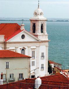 Igreja de Santo Estevão, Lisbon, Portugal