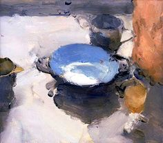 Jordan Wolfson - Still-life with Turquoise Bowl II, 2003
